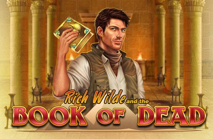 Book of Dead — увлекательная разработка от компании Play'n Go