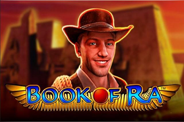Легендарный игровой автомат Book of Ra в колекции Фаворит Спорт